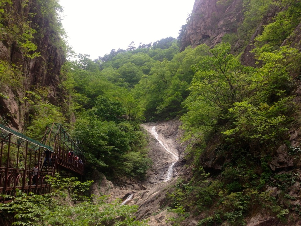 Seoraksan National Park 2013