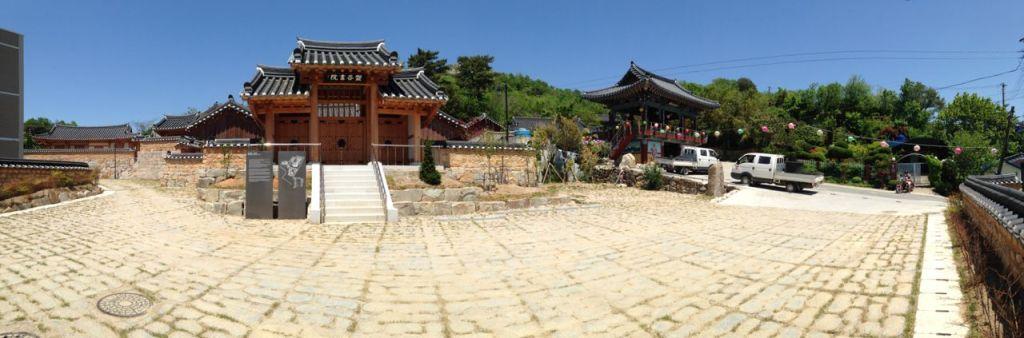 Geoje South Korea Temple