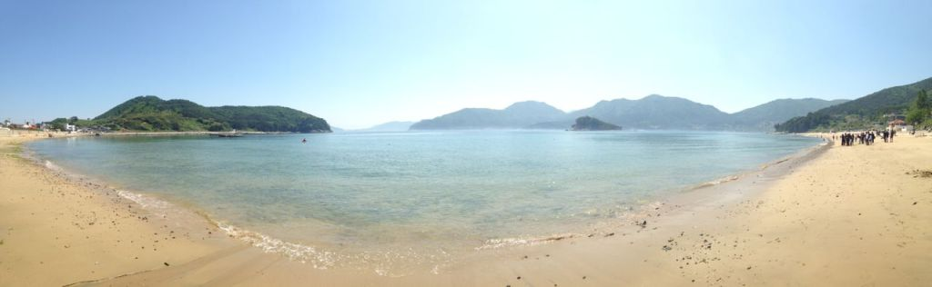 Geoje South Korea Beach