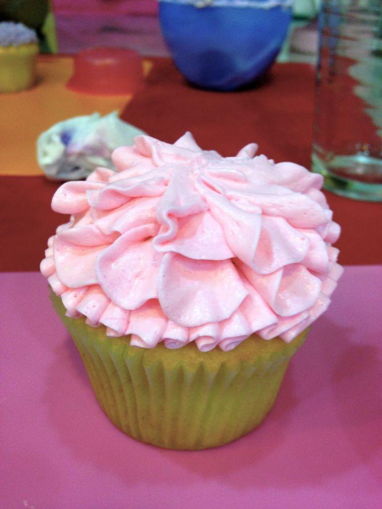 Cupcake Lace