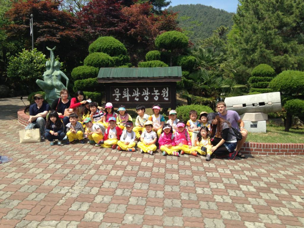 ECC Picnic Lunch in Geoje