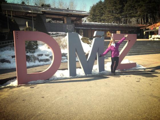DMZ Tour 2013