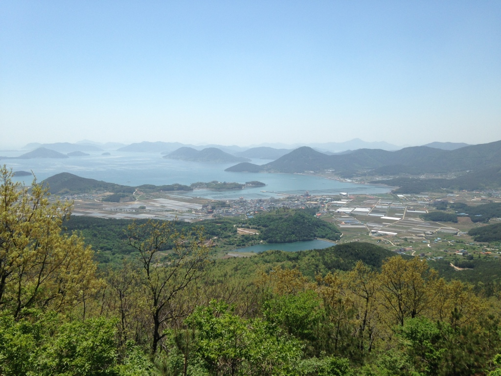 View of Geoje