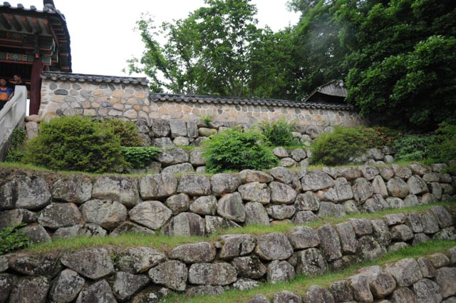 The English Travelers at Gyeongju Korea's Historic City