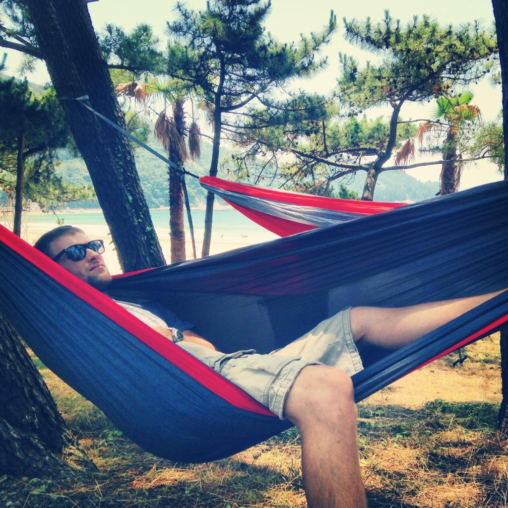 Namhae Camping Trip