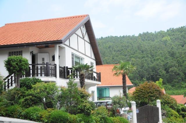 German Village--Namhae Island