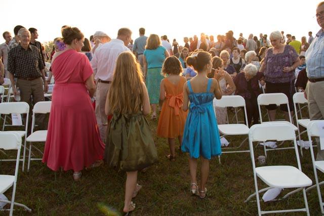 A Meadow Wedding in Missouri