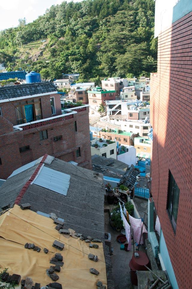 Busan's Culture Village
