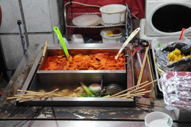 Street Food in Geoje