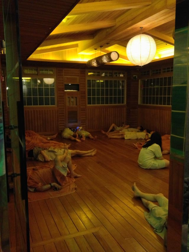 Dragon Hill Spa in Seoul, An Overnight Stay at a Jjimjilbang in Seoul