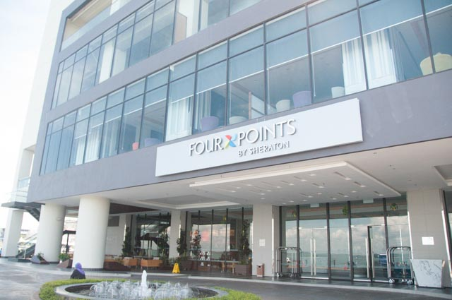 Sandakan Four Points by Sheraton