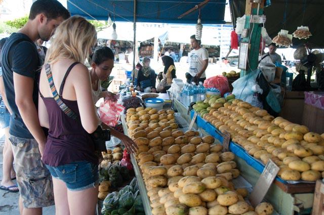 Borneo Kota Kinabalu Market