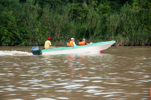 Sandakan River Cruise