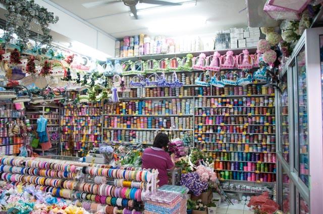 Borneo KK Craft Store