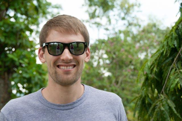 Jared at Langkah Syabas Resort