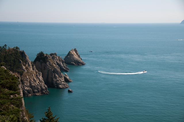 Yeonhwa Island Camping Tongyeong