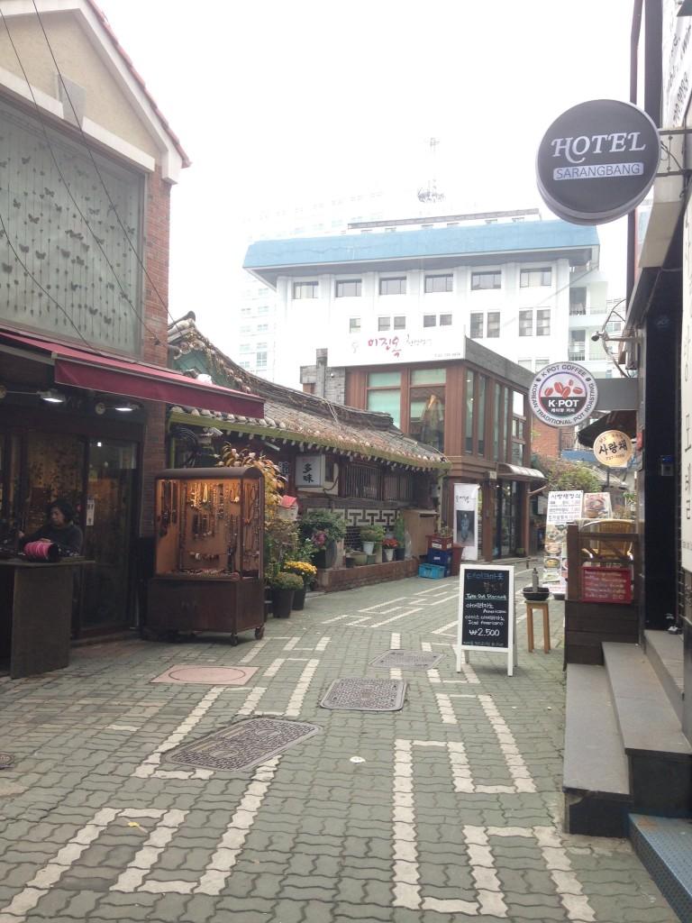 Insadong Seoul