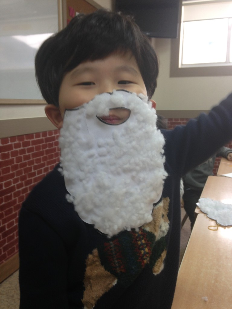 Christmas in Korea at ECC