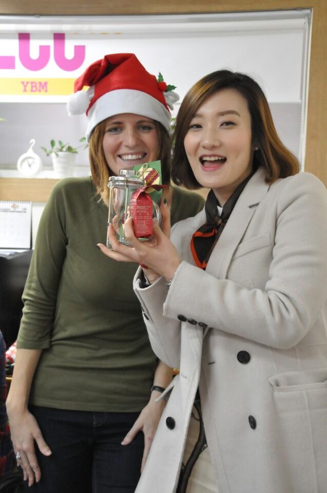 Christmas in Korea at ECC