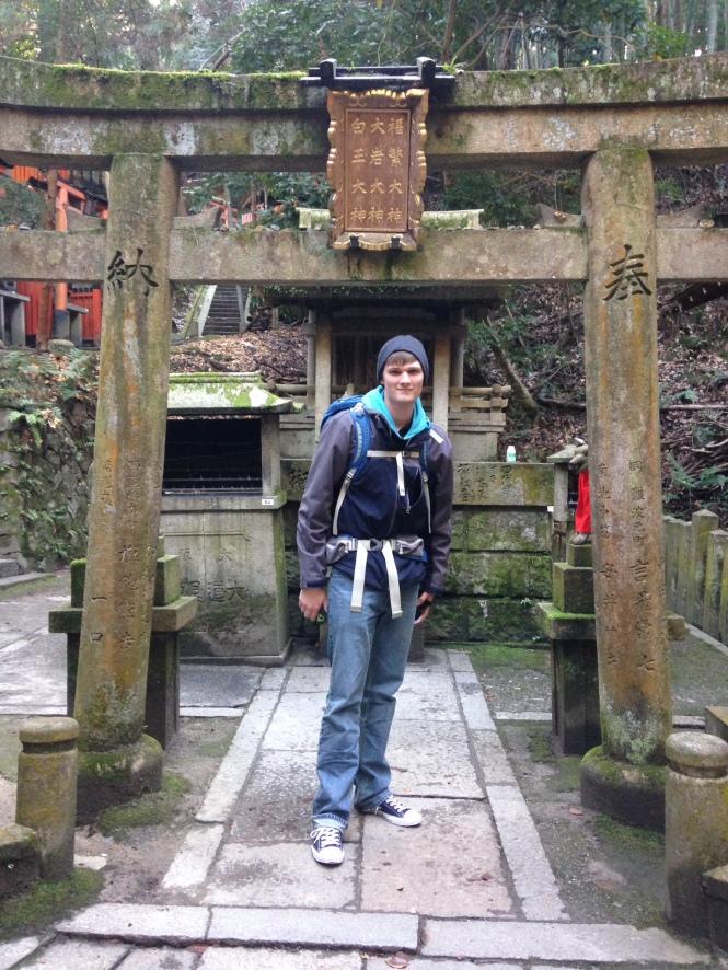 Kyoto, Fushimi Inari Shrine, Japan