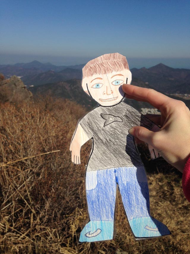 The Adventures of Flat Matt