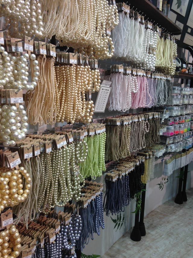 Bead and Craft store in Tokyo