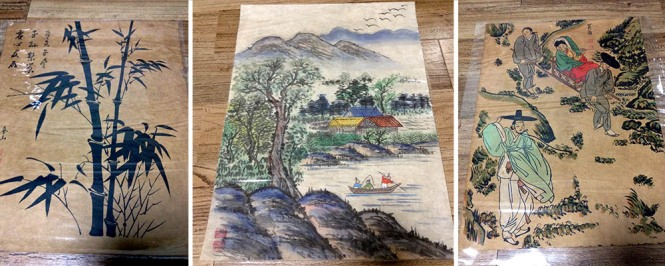 Korean Traditional Paintings