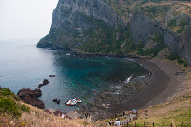 A Winter Weekend on Jeju Island