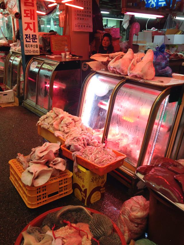 Seoul Meat Market