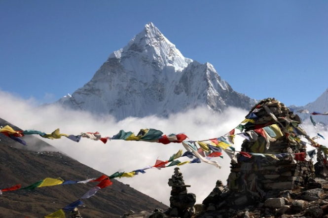 Nepal, Everest Base Camp Trek