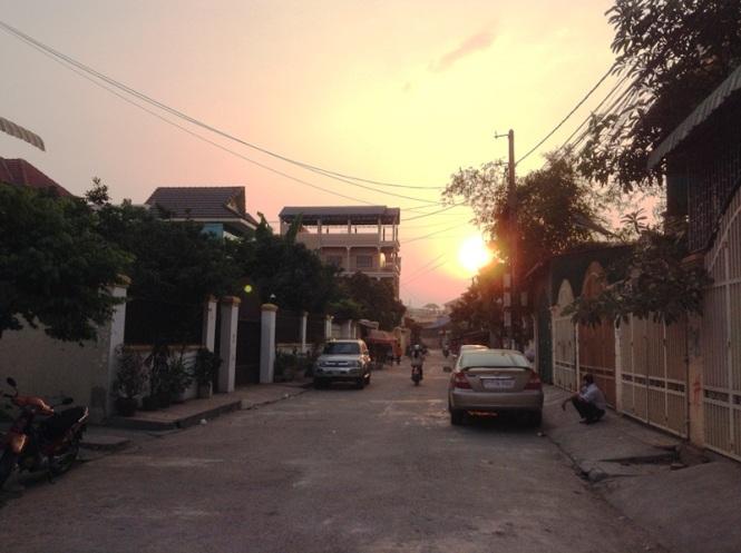 Bykota House, Phnom Penh