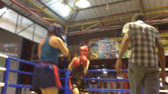 Kick Boxing Koh Phi Phi