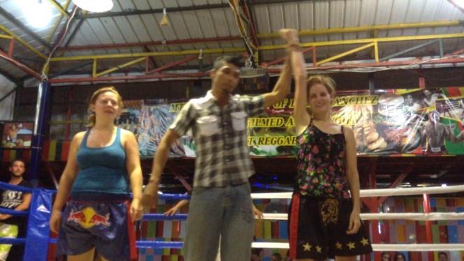 Koh Phi Phi Kick Boxing