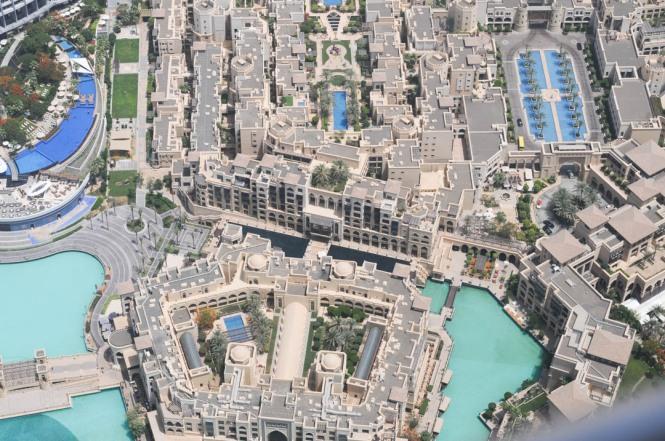 At the Top, Dubai