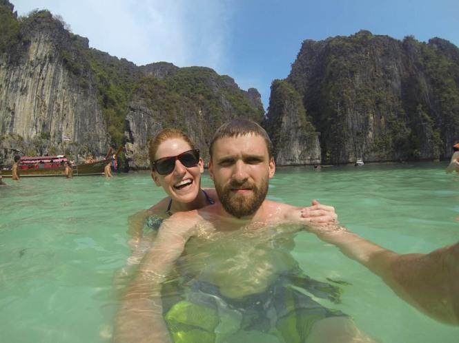 Koh Phi Phi Swimming