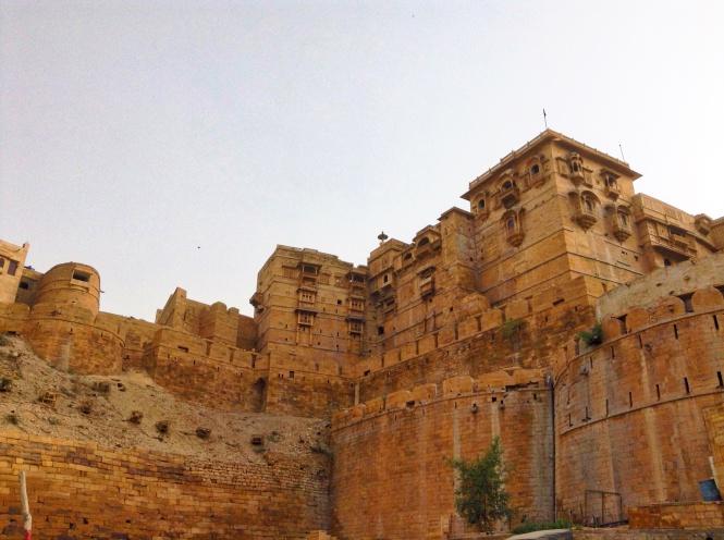 Jaislamer Fort
