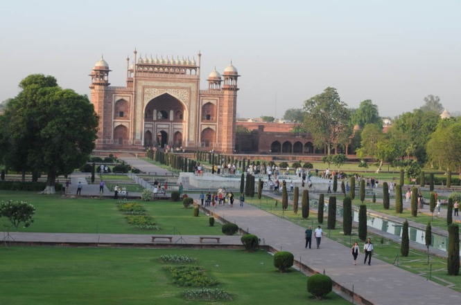 Taj Grounds