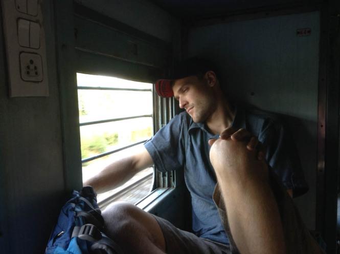 India train rides