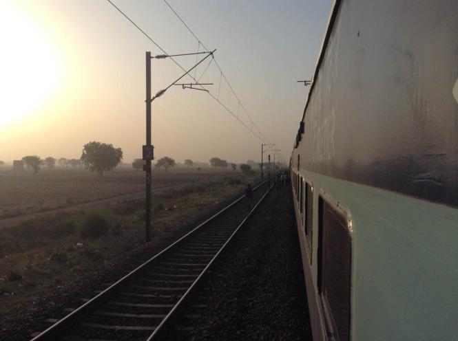 Train Rides in India