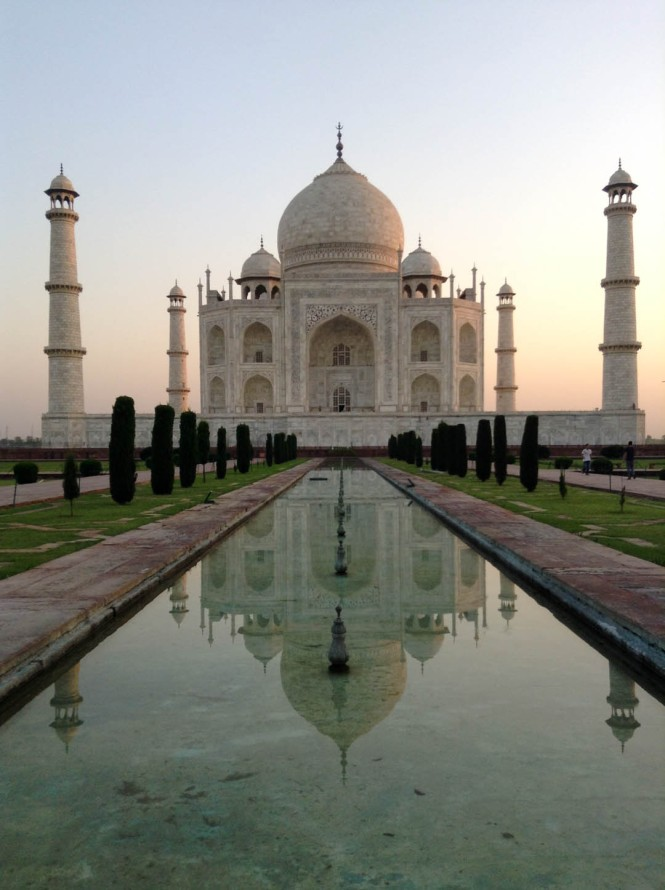 The Beautiful Taj