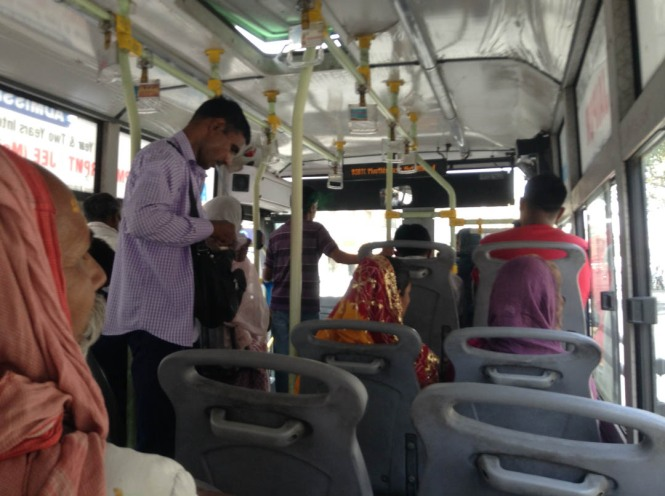 Jaipur Local Bus