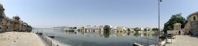 Lake Pichola View