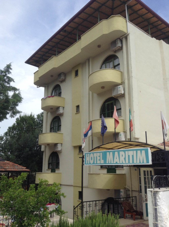 Hotel in Pamukkale