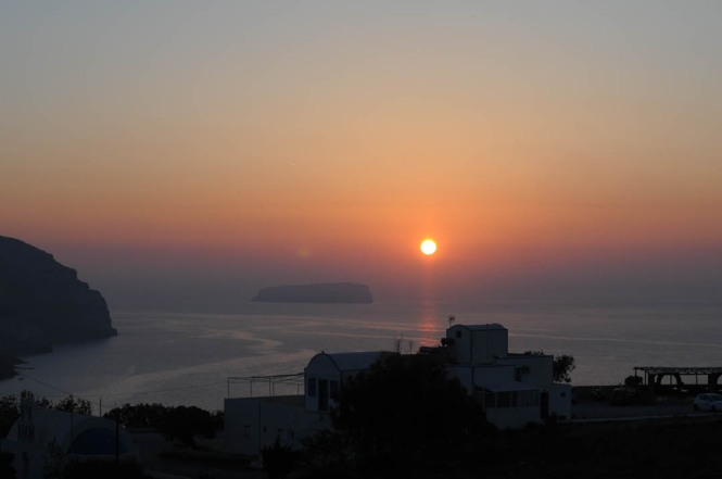Greek Sunset